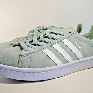 Adidas Shoes Originals Campus Adicolor Casual Ash Green Poshmark